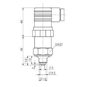 Drucktransmitter ANDDT1-3
