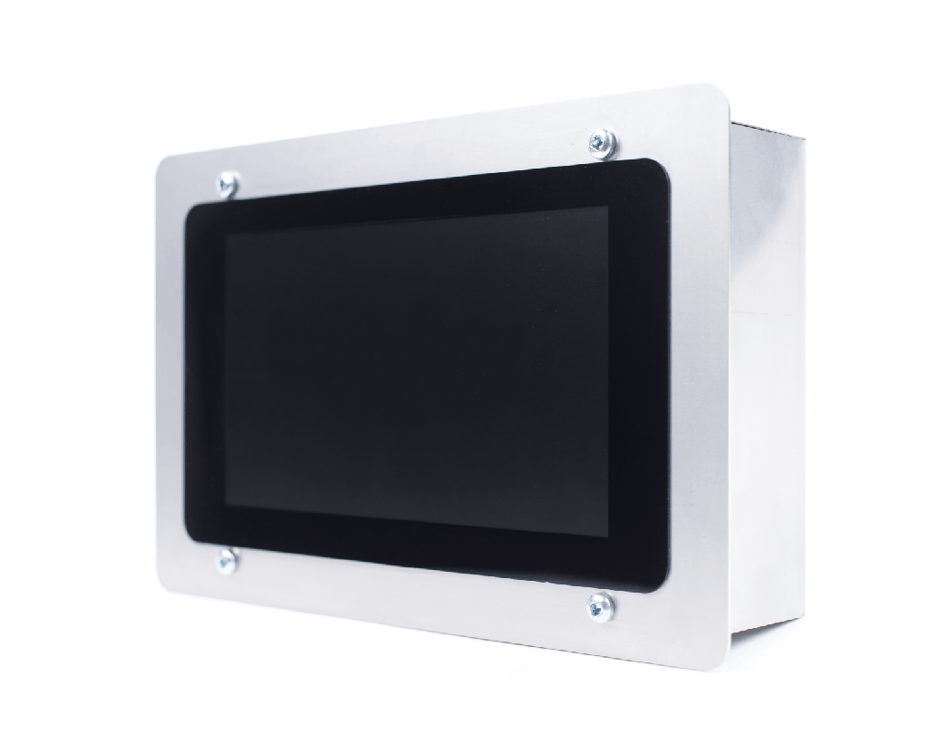 Andivi-WebCapsule_Touch Screen_wall