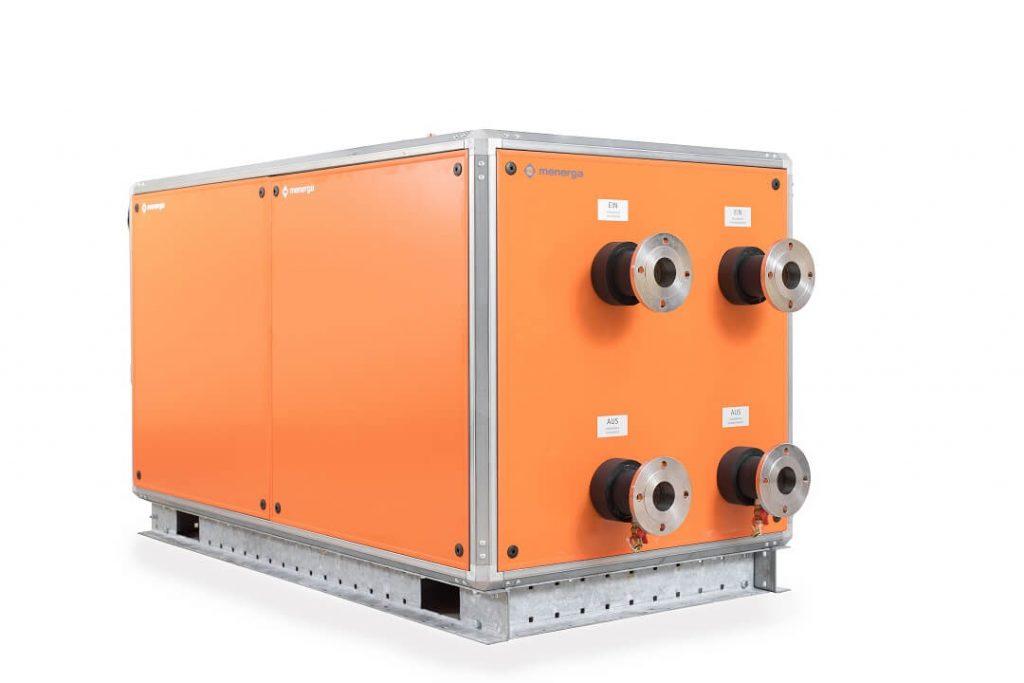 Rewatemp Wärmepumpe und Kühlaggregat in einem kombinierten Gerät