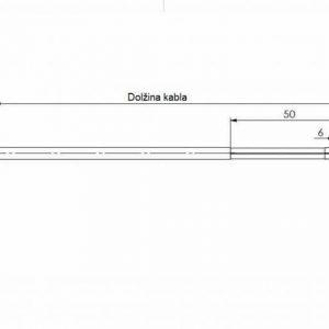 Modbus Oberflächentemperaturfühler ANDOBTF-MD 2