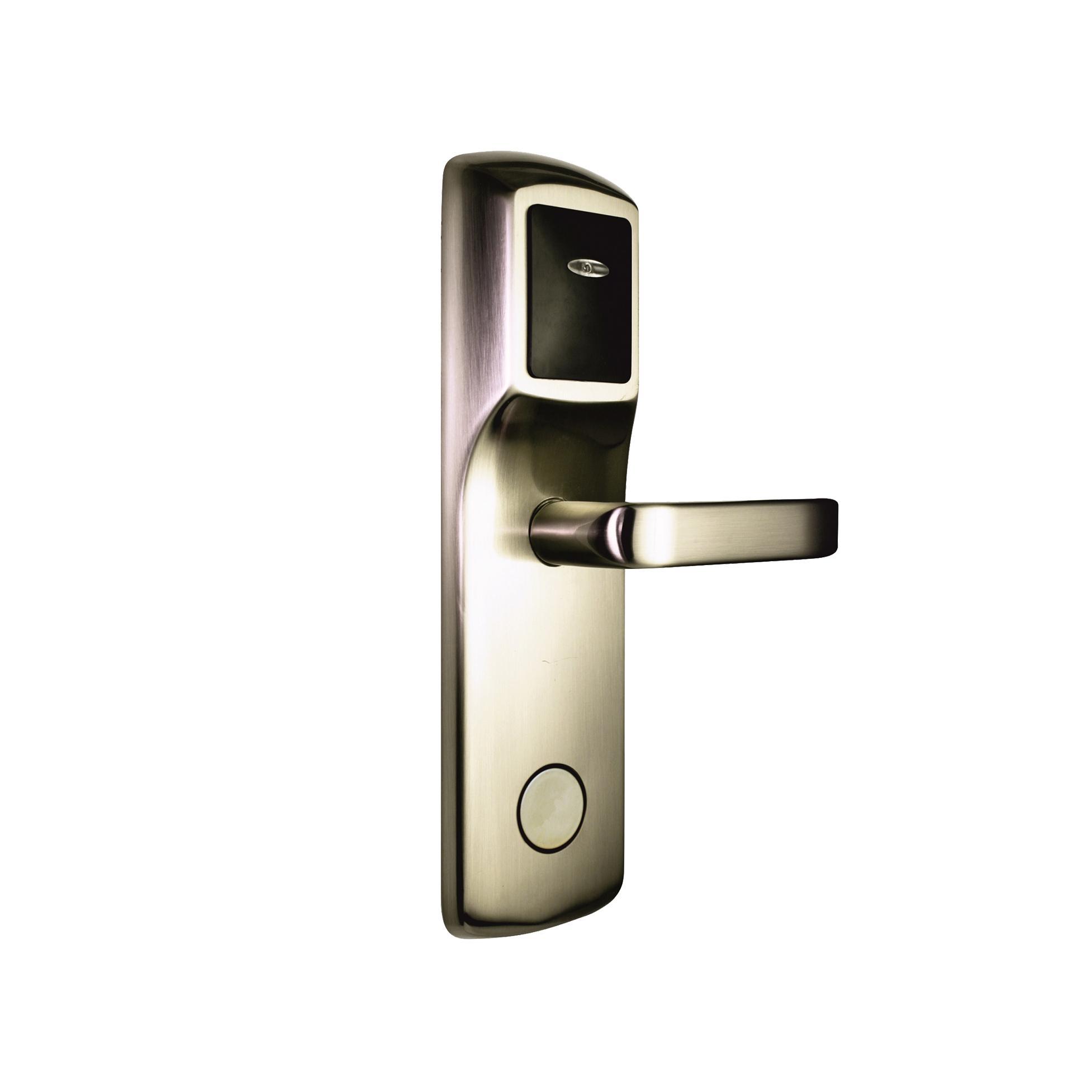 rfid elektronisches türschloss für hotels: zugangskontrolle