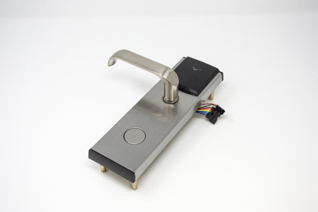Andivi - NDV - Elektroschlosses mit einem Turgriff-vorderteil