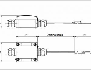Modbus Taupunktwächter ANDTPWEXT-MD 3